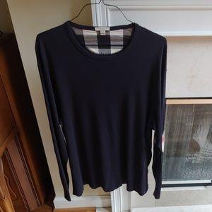 Burberry Brit l Black Long Sleeve Shirt